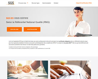 Site Web Objectif Certification RNQ